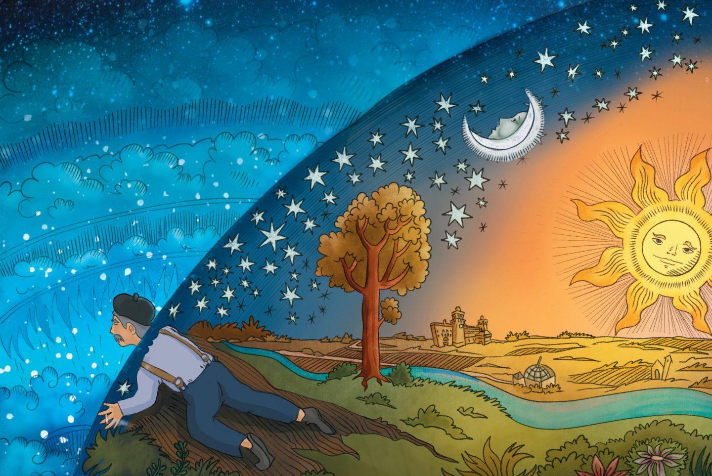 anzul dalle stelle sul po grande