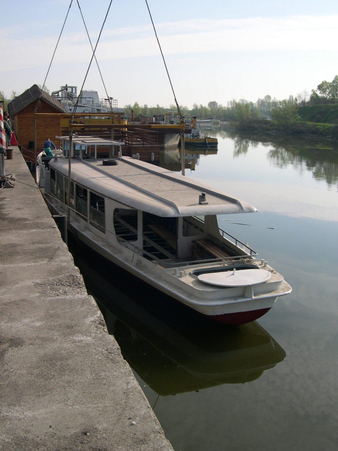 Varo di una nave vergine