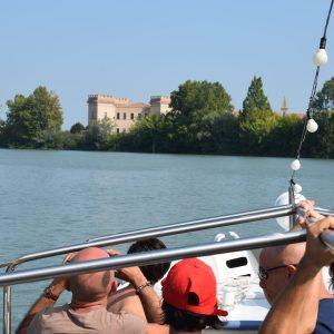 Da Ferrara al faro di Gorino