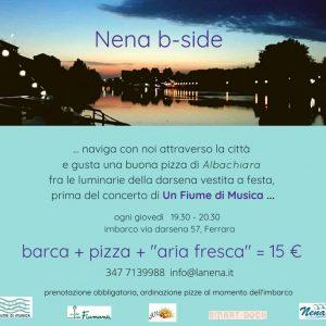"Nena b-side a ""Un Fiume di Musica"""